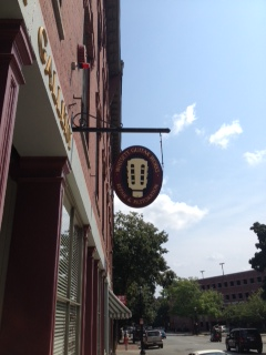 guitar shop downtown Lowell MA